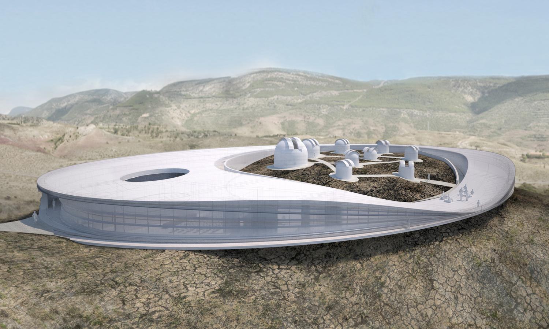 Observatorio Astronómico – Proyecto Galáctica